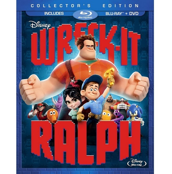 Disney Wreck it Ralph Movie