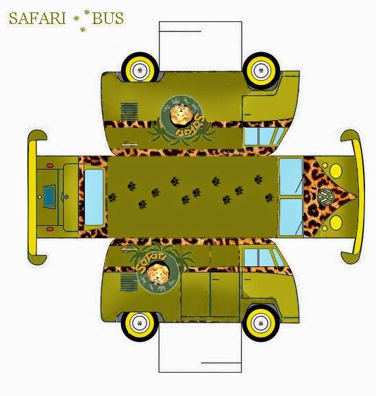 Safari free printable bus oh my fiesta in english