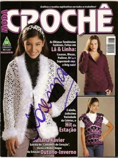 Revista Moda Croche №83