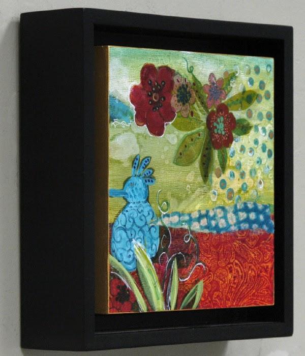 colorful art by Sandra Duran Wilson