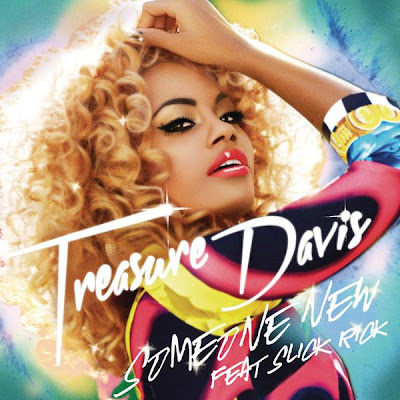 Treasure Davis feat. Slick Rick - Someone New