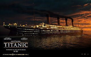 Titanic in 3D Wallpapers Photos