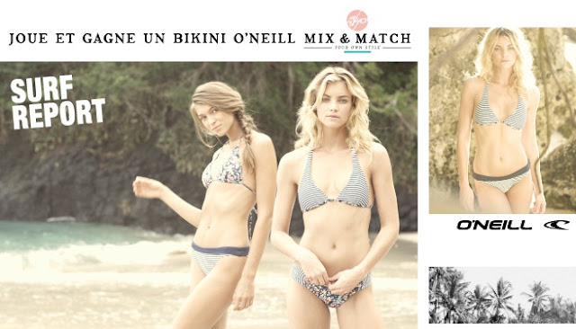 5 bikinis O'Neil Mix & Match