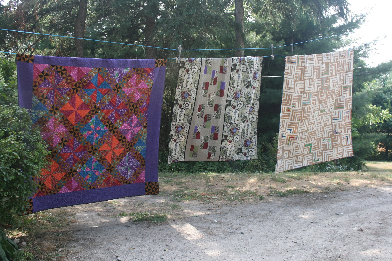 The Cozy Quilter: Trip to the Bell Homestead : red red bobbin quilt shop - Adamdwight.com