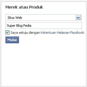 bikin fanspage facebook