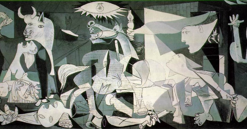 essays on guernica painting Essays on guernica we have found 94 essays on guernica is a black and white oil tone painting the guernica is a representation of the significance of war in.
