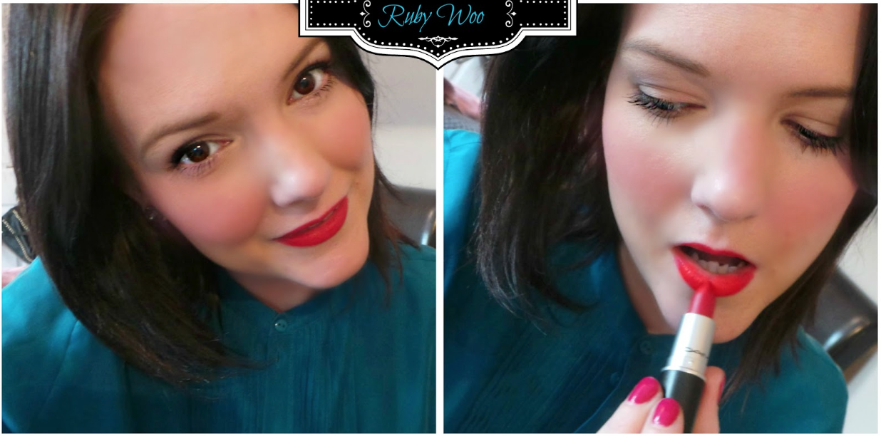 Ruby Woo Mac Retro Matte Lipstick