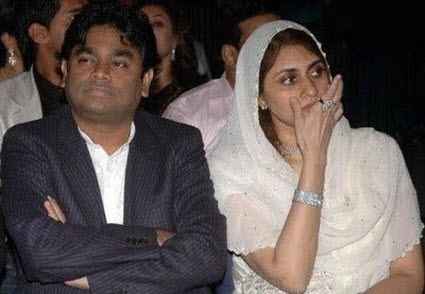 AR Rahman Family Photos film pics
