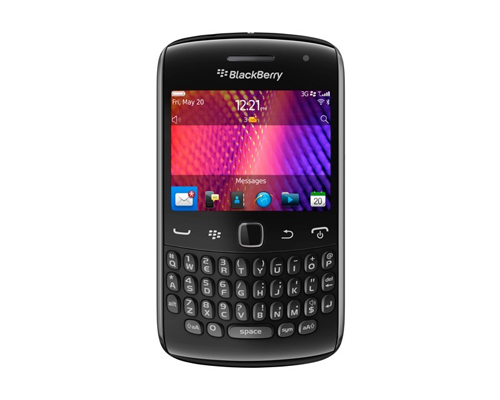 RIM launched the BlackBerry Curve 9350, 9360 and 9370.