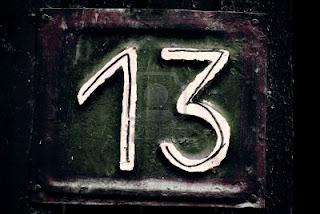 misterioso número 13