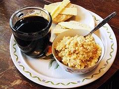 Warm Pineapple Kuskus Breakfast Recipe photo by dark molly