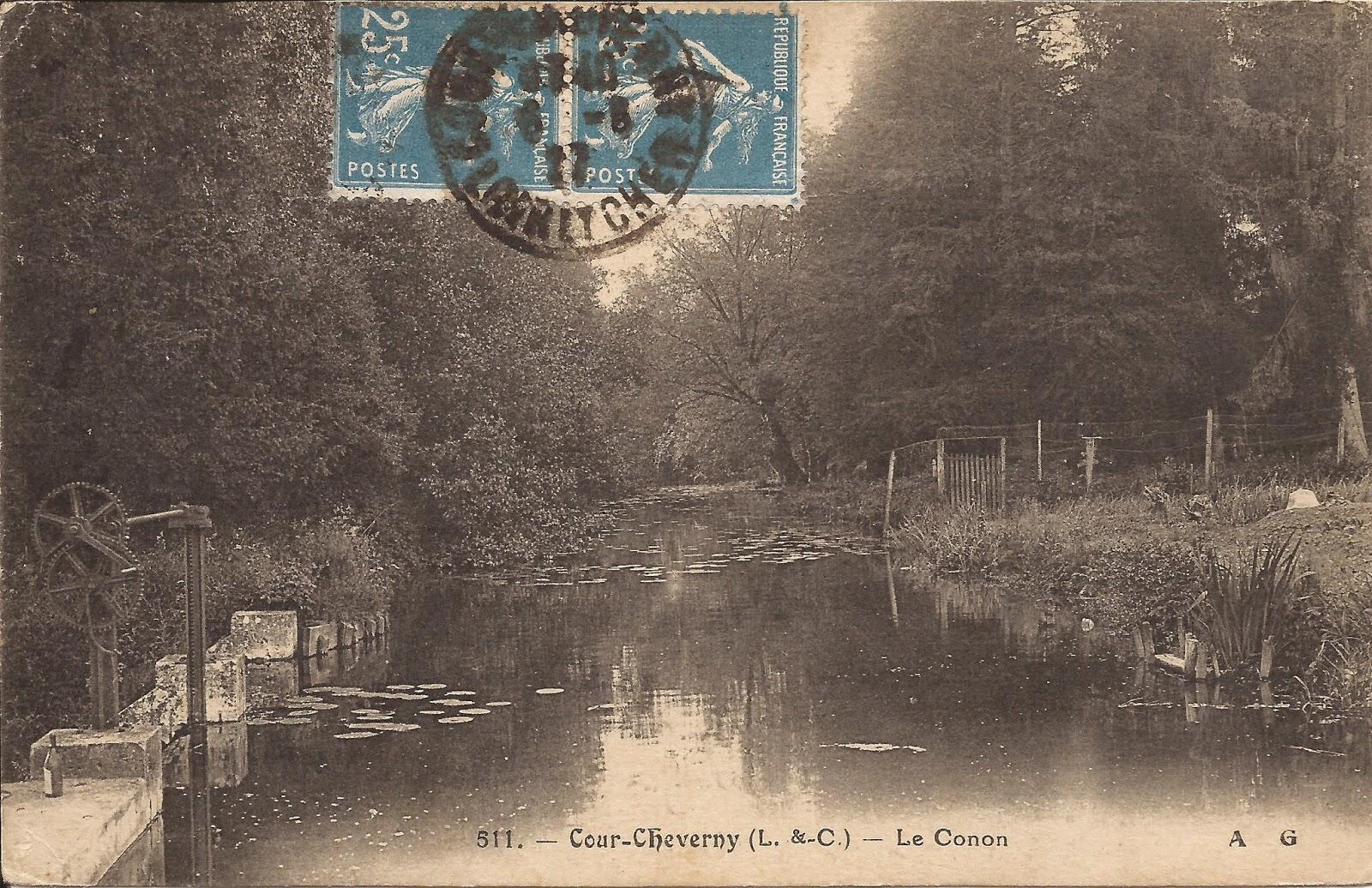 Le Conon - Cour-Cheverny