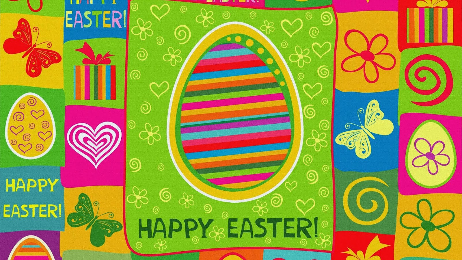 Happy Easter Cards, part 3