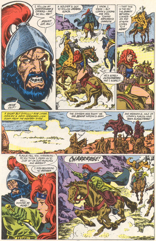 Conan the Barbarian (1970) Issue #249 #261 - English 12