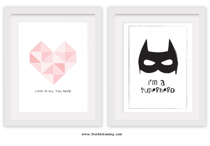 printable kids artwork