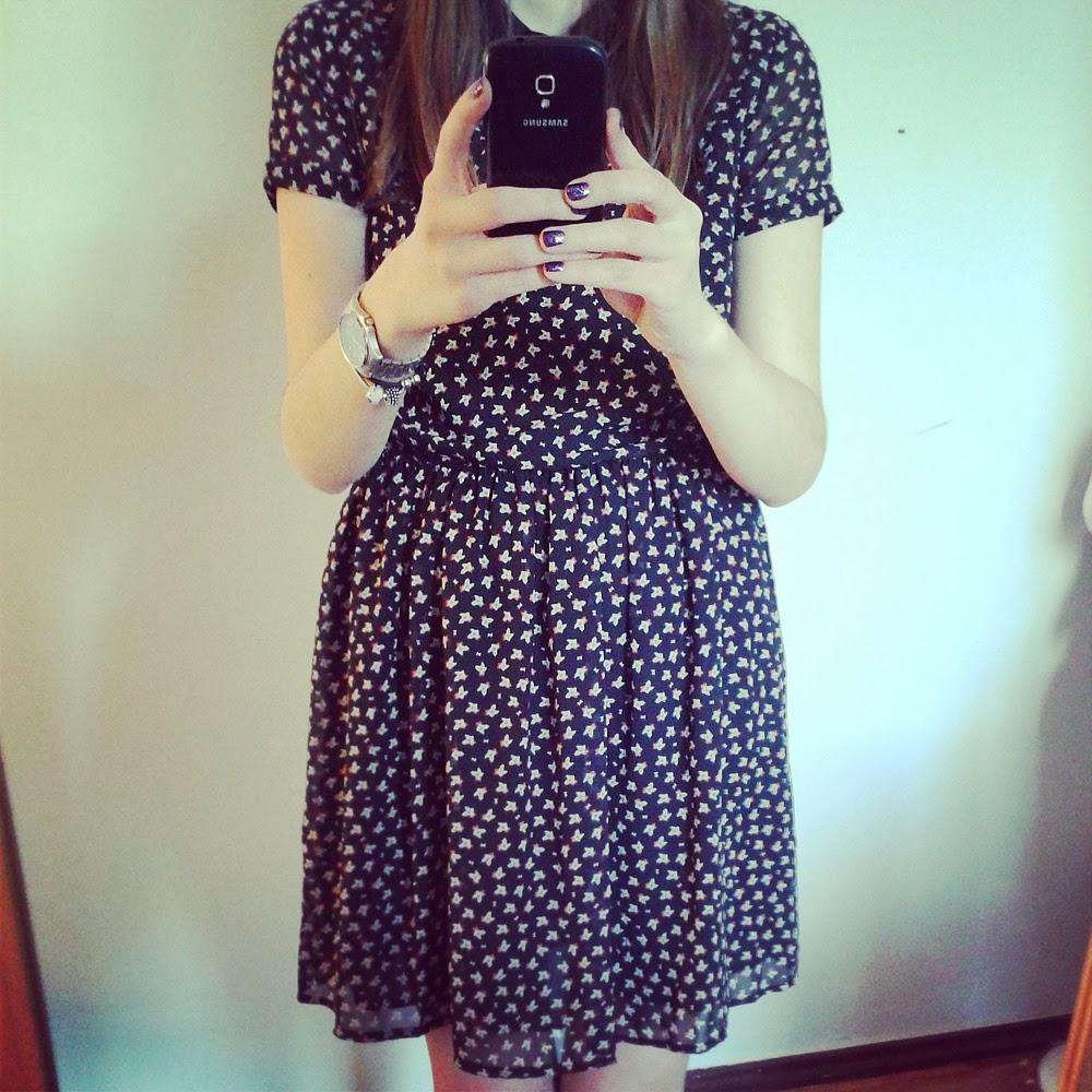Ubraniowy niezbędnik, czyli 6 rzeczy bez których nie wyobrażam sobie swojej szafy sukienka