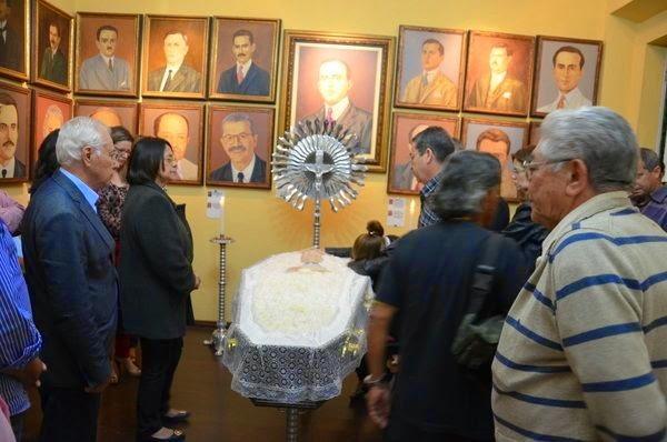 Pedral Sampaio é velado em Vitória da Conquista, na Bahia (Foto: Anderson Oliveira | Blog do Anderson)