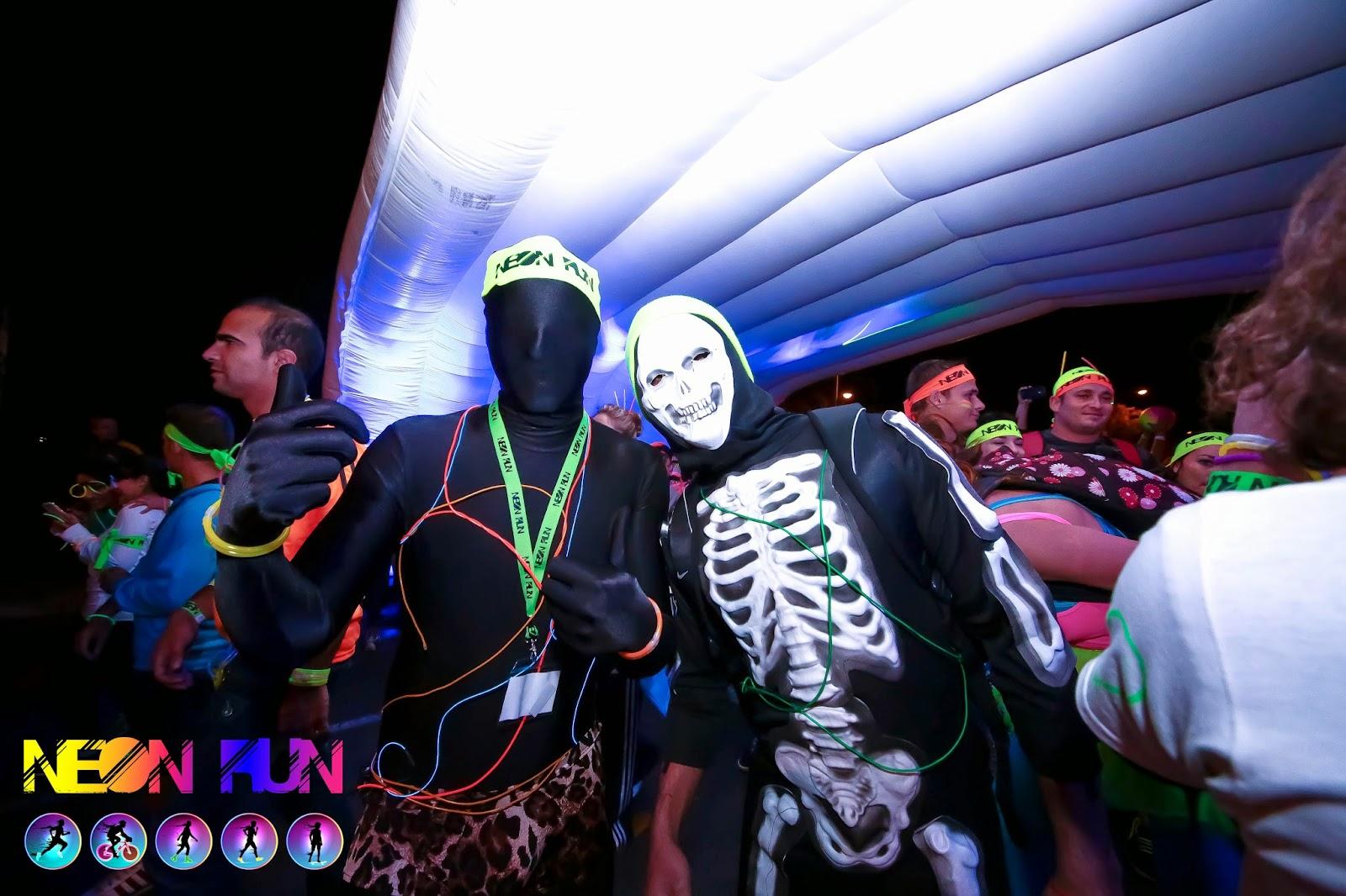 neon run 2015 south africa