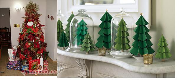 Dise o y decoraci n decoraci n navide a for Decoracion navidena moderna