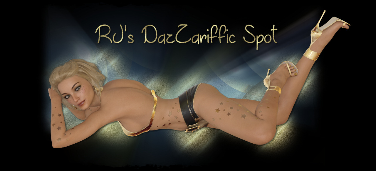 RJs DazZariffic Spot