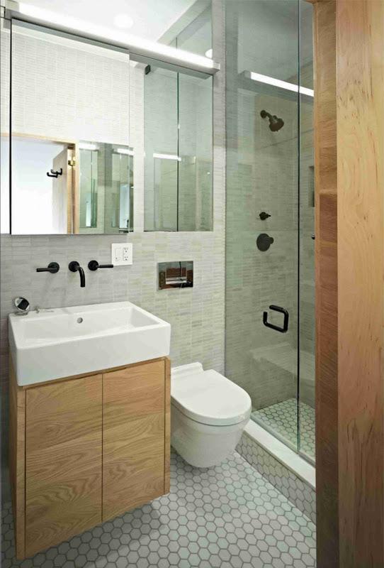 Banheiros pequenos title=