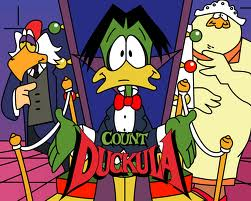 Count Duckula Funny Cartoon