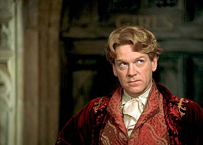 actores cinematograficos Kenneth Branagh