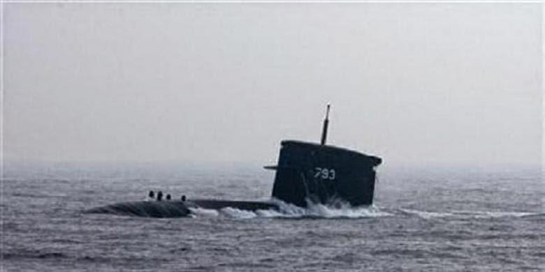 AL Rusia Klaim Usir Kapal Selam AS