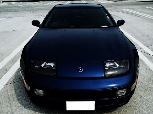 Nissan Fairlady Z, 300ZX Z32, samochody z ciekawym designem, sportowe coupe z lat 90, twin turbo, RWD, V6, piękne auta