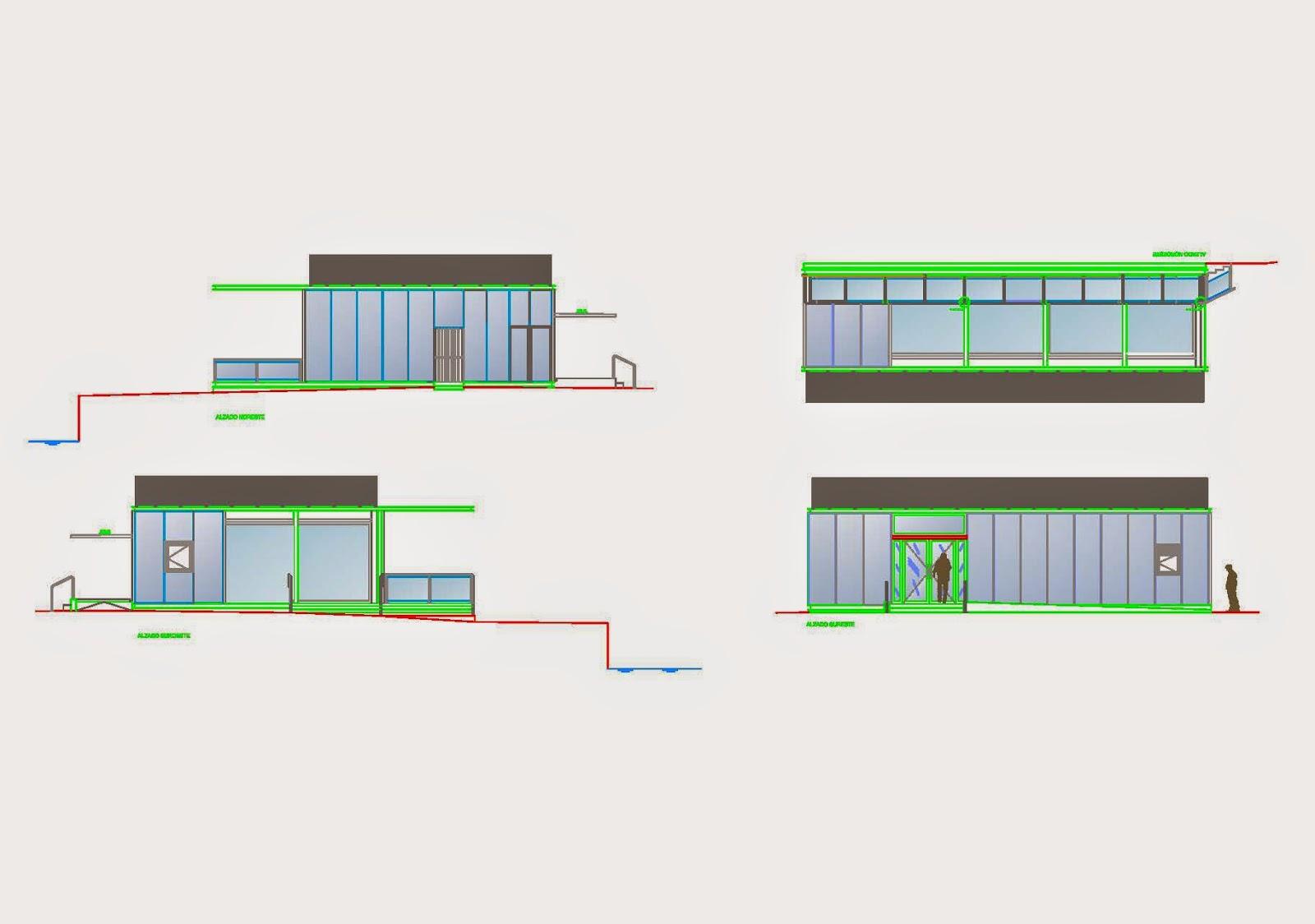 Licencia apertura y legalizacion de instalaciones de for Ingenieria y arquitectura