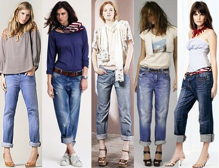 stoere jeans dames