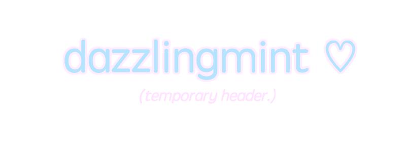 dazzling ; mint