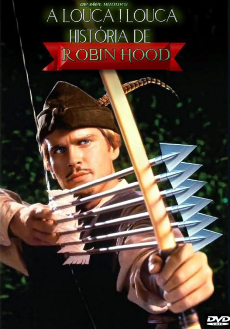 Baixar A Louca Louca História De Robin Hood Download Grátis