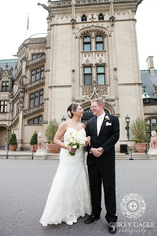 Corey Cagle Photography | Biltmore Estate Wedding