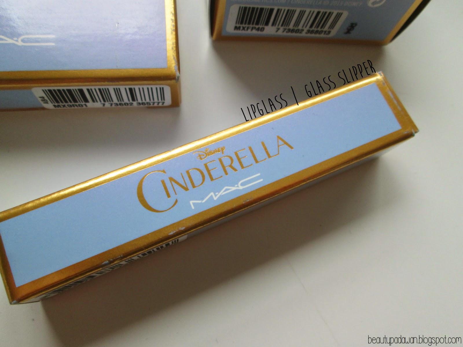 "MAC Cinderella - ""Glass Slipper"" lipglass"