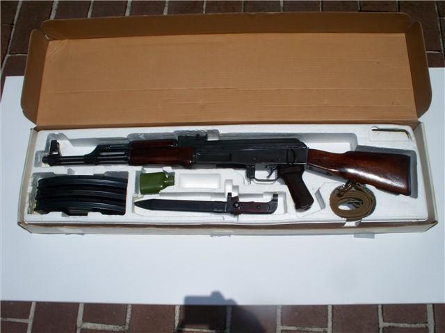 Polytech Legend Mahogany Full Stock AK-47S