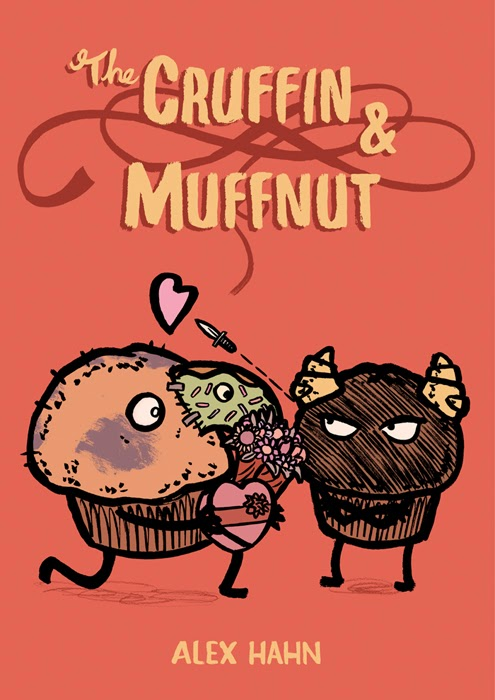 Cover image for the book The Cruffin and Muffnut by Alex Hahn