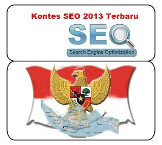 Kontes SEO 2013 Terbaru