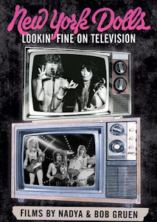 New York Dolls - 'Lookin Fine on Television' DVD Review (MVD Video