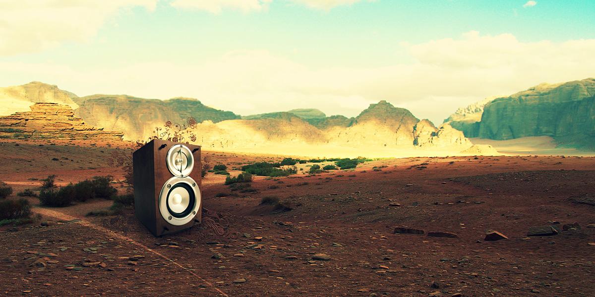 Desert Music l 300+ Muhteşem HD Twitter Kapak Fotoğrafları