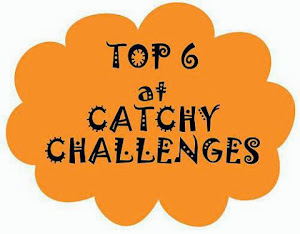 MADE IT TO THE TOP 6 FOR THE THRIFTY CRAFTER CHALLENGE