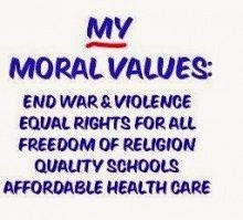 Are some moral values universal
