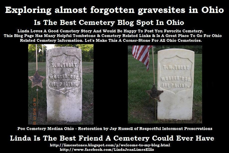 "Thanking Mark Morton of ""Gravestone Guardians of Ohio"""