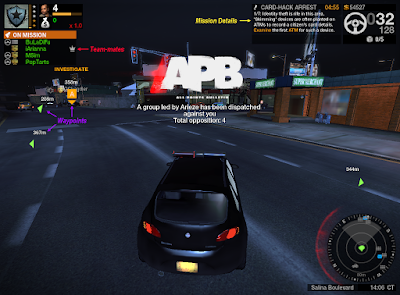APB Reloaded - Group-Based Mission