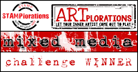 STAMPlorations/ARTplorations winner
