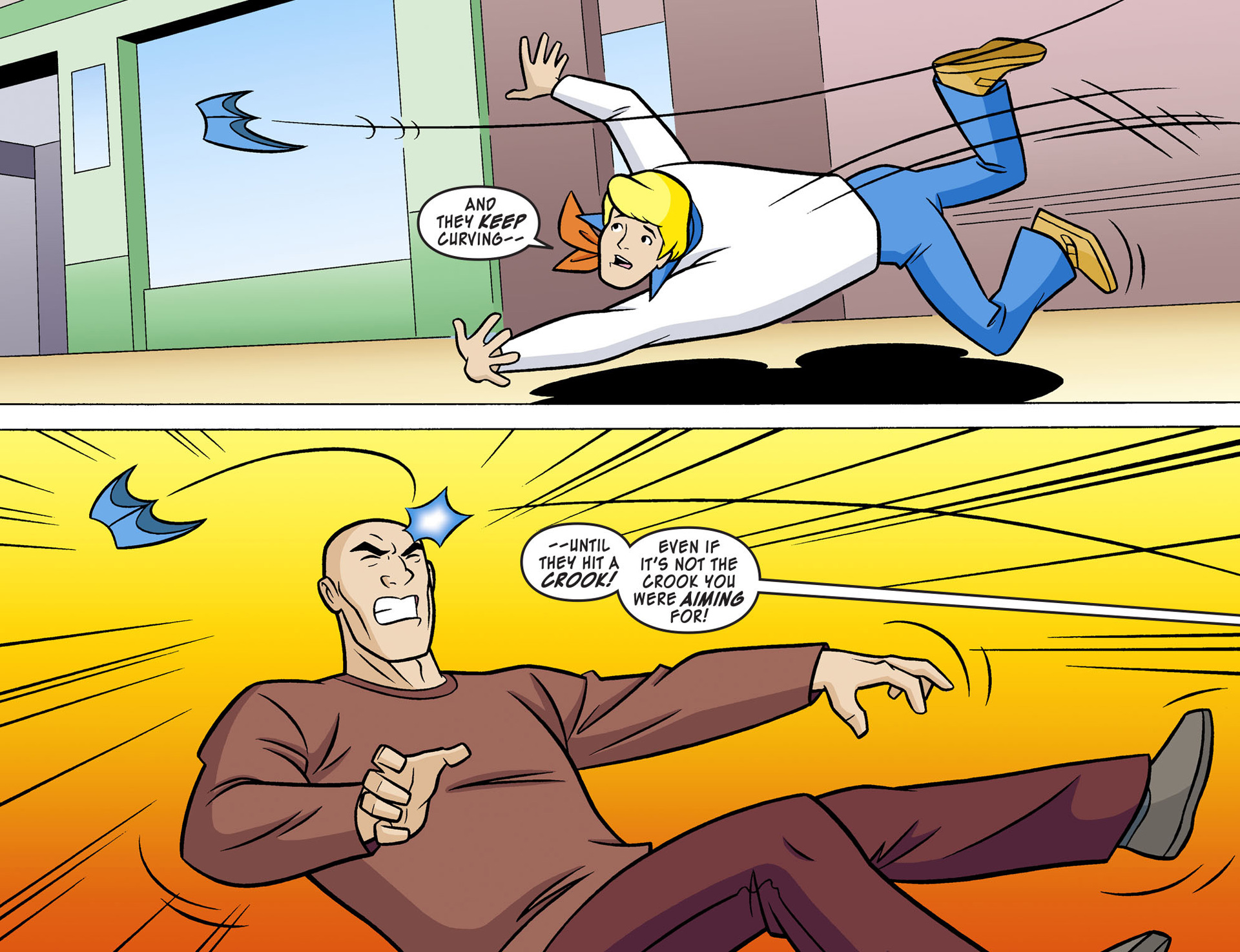 Read online Scooby-Doo! Team-Up comic -  Issue #2 - 10