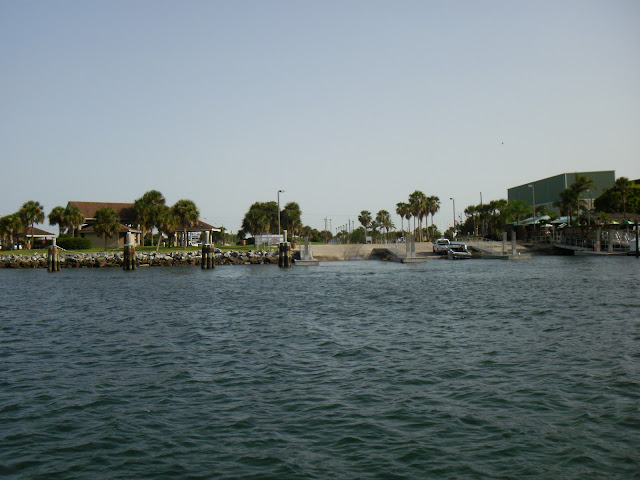 Port Canaveral boat ramp