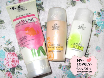 My Lovely Sister A Blog With Love Review Sariayu Martha