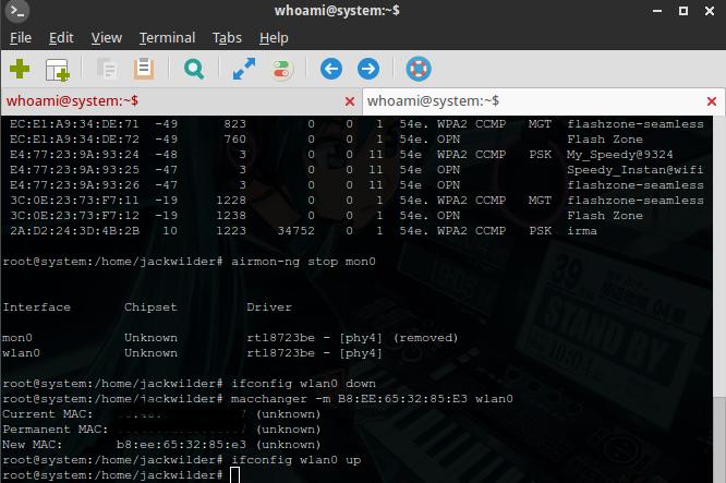 kali linux wifi hack commands pdf download