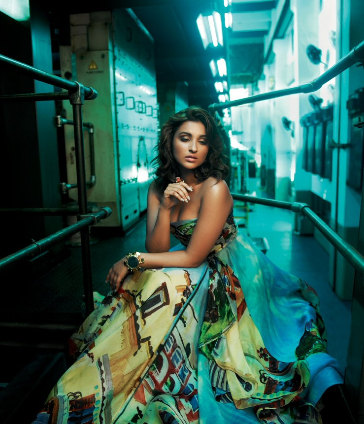 Parineeti Chopra - Femina India Magazine July 2014